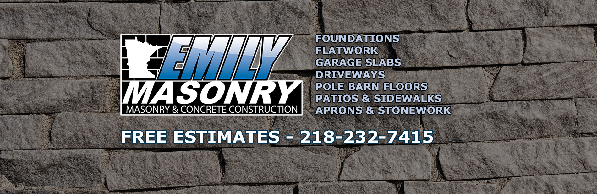 Emily Masonry And Concrete Construction Company